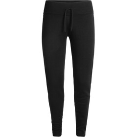 Icebreaker Carrigan Sweater Broek Dames, black